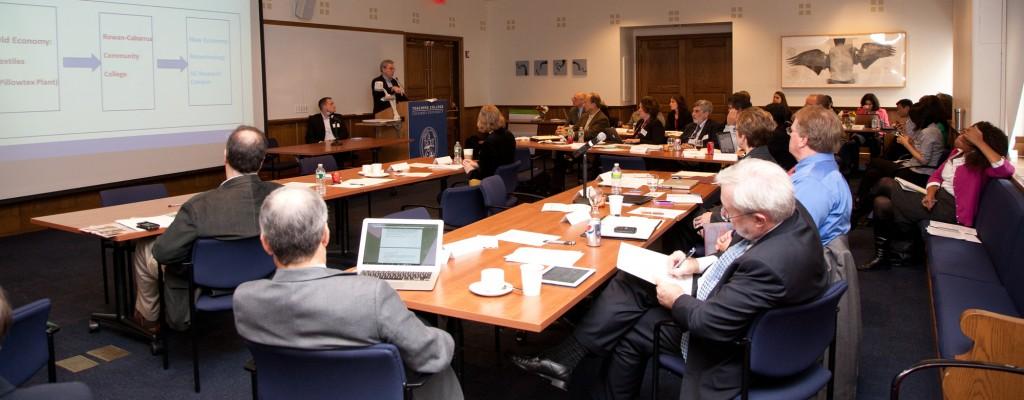 CAPSEE inaugural meeting, group shot