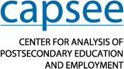 Center for Analysis of Postsecondary Education and Employment